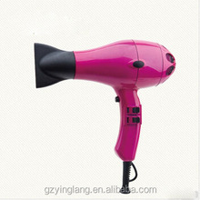 Hair Salon Equiment Hair Dryer With Diffuser , Comb And Nozzle