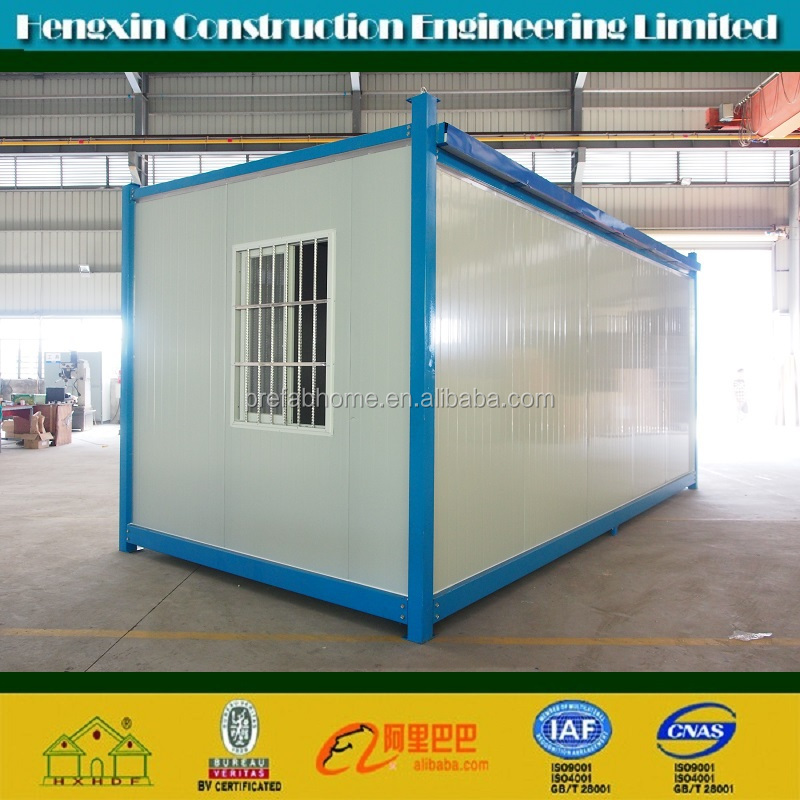 Low cost eps container house buy prebuilt container for Maison low cost container