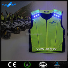 Cheap china LED flashing cycling wear