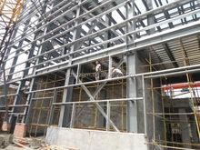 prefab light gauge steel structure metal building kit