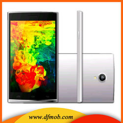 5.5 Inch QHD IPS Screen MTK6582 GPS/Wifi Quad Core Android 4.4 Very Cheap Smartphone 3G L8