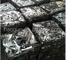 china venda quente da alta qualidade da sucata de aço inoxidável preços