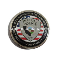 custom challenge coin with enamel logo in cheap price and fast delivery