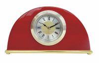 Wooden Table Large Clocks for Alarm