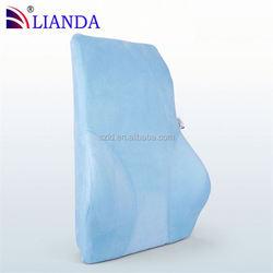 back cushion lumbar cushion made of pu and foam