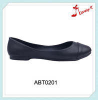 Casual style flat leisure shoes ladies light weight wholesale china flat shoe