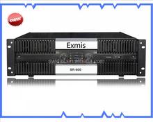 SR SERIES 3U high quality power amplifier