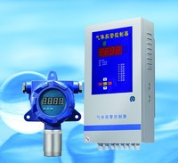 4-20mA output fixed ammonia gas detector with infrared remote control