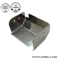 2014 SYLUE Stainless Steel plate bending