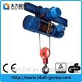 380v fuente de energía eléctrica y la nueva condición de cuerda de alambre alzamiento del motor
