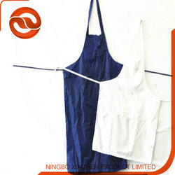 aprons 100% cotton material,cooking aprons for women,aprons with bib