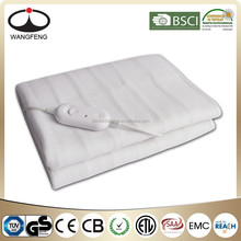 Singe Fitted Multifunction Electric Blanket