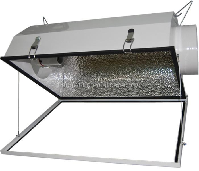 Hydroponique l vent la lumi re r flecteur air refroidi r flecteur smart 6 hydroponique - Reflecteur de lumiere fait maison ...