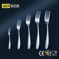 japan stainless steel fork , meat fork , spoon and fork decor
