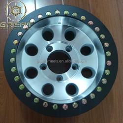 Alloy wheels for RV car, 4x4 alloy wheels PCD139.7 ET -25 on sale