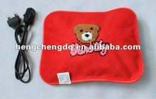 mini medical hot water bottle can put in bag wamer hands outside