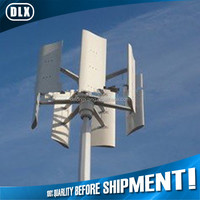 CHINA LOW SPEED HIGH QUALITY LOW RPM HIGH EFFICENCE LOW NOISE HOT SALE LOW PRICE VERTICAL AXIS WIND TURBINE 1KW VAWT