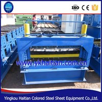 Double -Deck Forming Machine