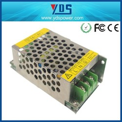 CCTV 12v switching power supply with flexible and fast delivery power supply 60w