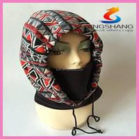Multi-purpose Winter balaclava Polar fleece hat sports cap /ski mask