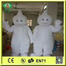 HI CE hot sale cute bubbleman costumes custom mascot,adult mascot costumes,mascot costume