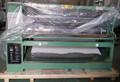 Automatische messer stoff dj-416 plissiermaschine