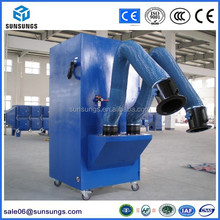 Used for welding polishing cutting grinding process such as smoke and dust purification dust separation system