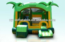 China Inflatable Combo Jumping Castle,Bouncer Combo For Tropical Island