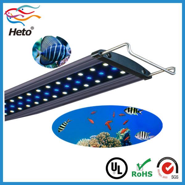 heto led fish light t5 led aquarium lighting for marine use buy led aquarium light for marine. Black Bedroom Furniture Sets. Home Design Ideas