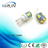 High Quality T10 1210 12SMD LED Turn Signal Light Car Interior Dome Lights Lamp