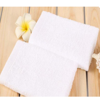 TowelSelections Gardenia Collection Luxury Towels - 100% Long Staple Turkish Cotton, Made in china, White, 2 Bath Towels