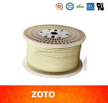 ISO Certificated Factory Price Class 220 Fiber-Glass Covered Wire