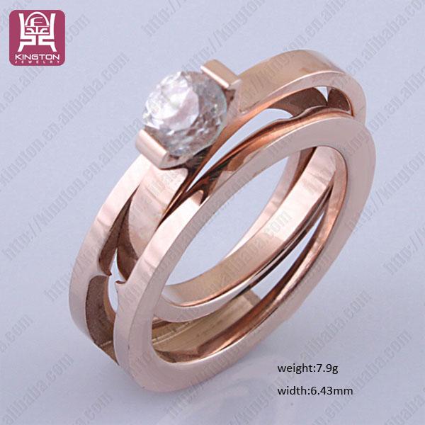 Wholesale Alibaba Two In One Greek Style Wedding Rings - Buy Greek ...