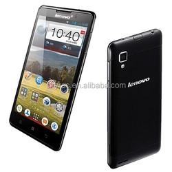 Original Lenovo P780 Mobile Phone Quad Core MTK6589 Android 4.2 5.0 inch 4GB 8.0MP 4000mAh GPS