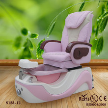 2014 wholesale foot pedicure spa chair/facial massage tools with MP3 (KZM-S123-12)
