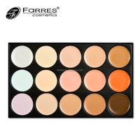 15 Color Contour Face concealer palette concealer makeup