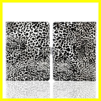 Leopard Flip Folio Leather Case Smart Cover Stand for Apple Ipad Air 5 for ipad mini 2/3/4 Factory Directly Price Warranty