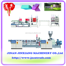 polystyrene insulation board manufacutre equipment