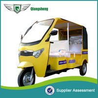 new hot sale vehicle six seater electric tuk tuk three wheel motorcycle for sale