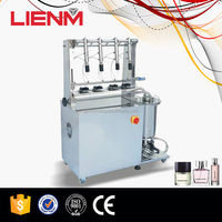 Semi Automatic 10ml Perfume Filling Machines Liquid Filling Machine