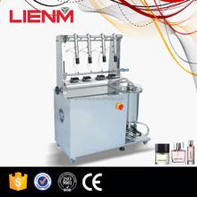 Semi Automatic 10ml Perfume Filling Machines Liquid Filling Machine