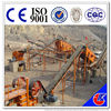 Building using 50~500TPH aggregate sand stone crusher plant