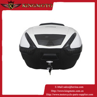 motorcycle tail box with good quality top case motorcycles for KINGMOTO