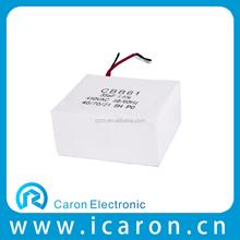 cbb61 10uf 250v capacitor ac motor run plastic metalized polyester film