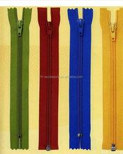 Popular useful polyester zipper lanyards
