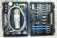 non-dismantle cleaner gasoline cars injector cleaner & Tester equipment GX100 for MST-A360 Fuel injector