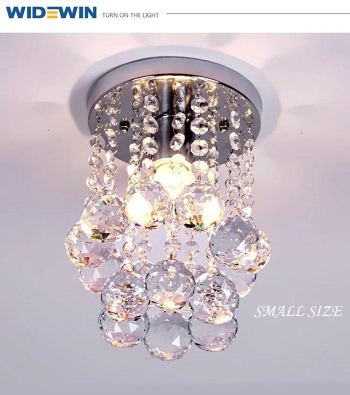 Modern Crystal Wine Glasses Pendant Lights Hanging Lamp