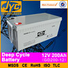 Most bought product OEM/ODM 24v 200ah deep cycle battery