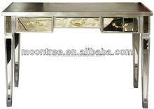 Modern Design MDK-1119 Top Quality Modern Mirror Desk