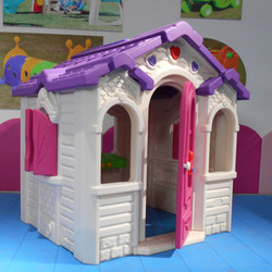 Fancy and funny plastic toy Cubby House for sale